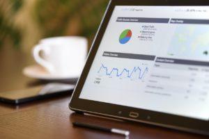 Digitales Marketing - Analyse des Trafficvolumens